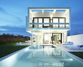 Singular proyecto de villa de diseño en PGA Catalunya Resort