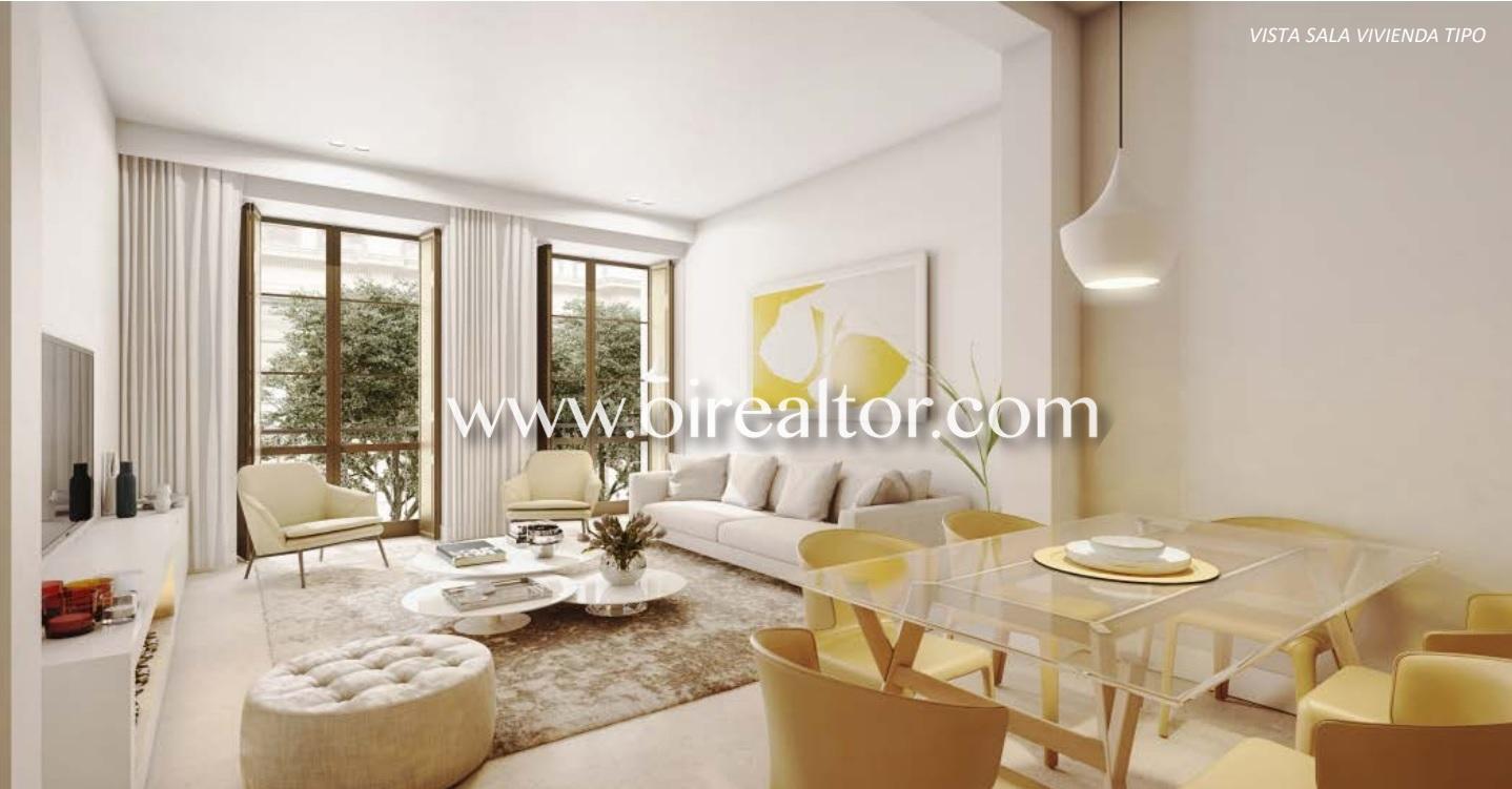 Квартира для продажи в Chamberí, Madrid