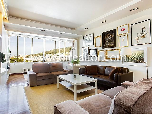 公寓出售Pedralbes,巴塞罗那