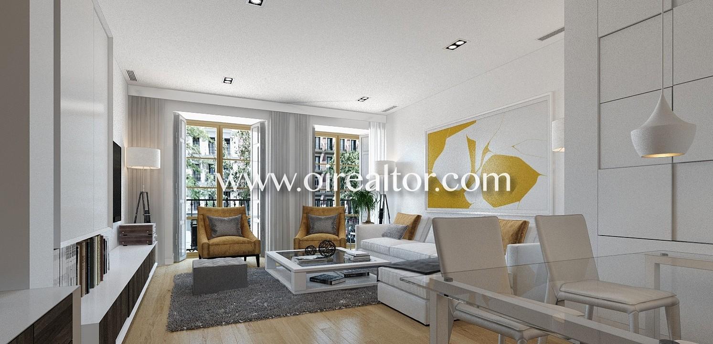 Продается квартира в Шамбери, Мадрид