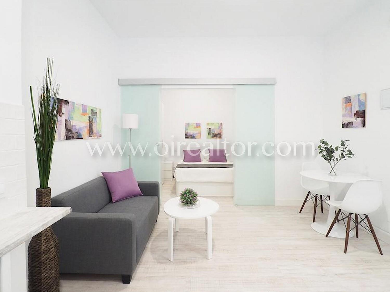 Продается квартира в университете Маласана, Мадрид