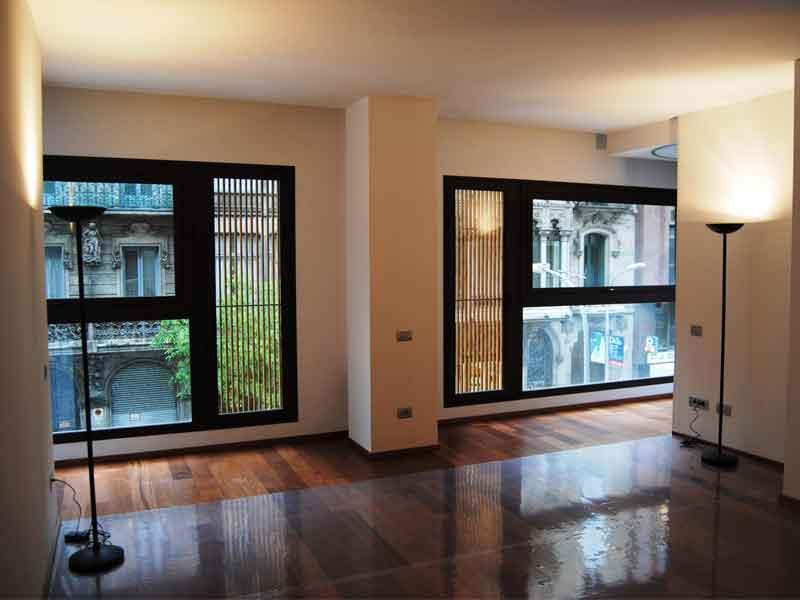 Salón de fantastico apartamento en venta en Eixample, Barcelona