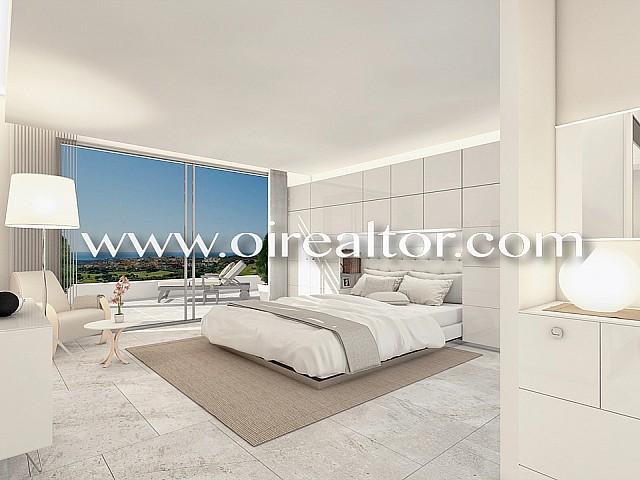 Habitación - Espectacular villa de lujo con vistas a la costa de Marbella