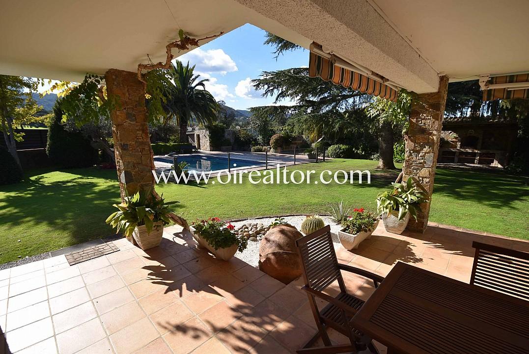 Продается дом в Санта-Кристина-д'Аро, Коста-Брава