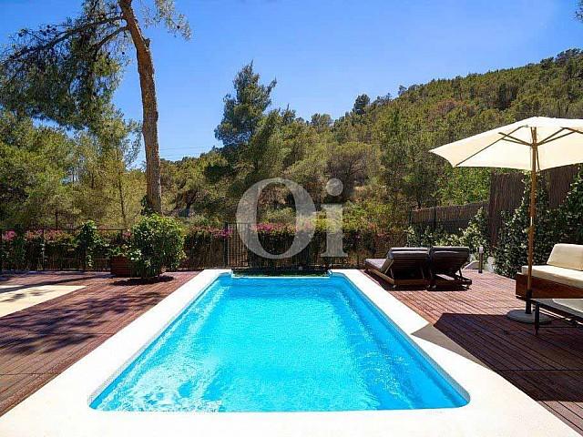 Preciosa villa en alquiler a 10 minutos del centro de Ibiza
