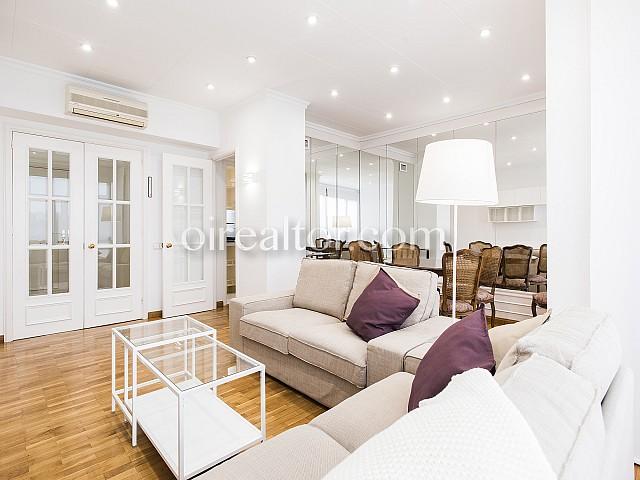 Appartement à Louer à Les Corts, Barcelone