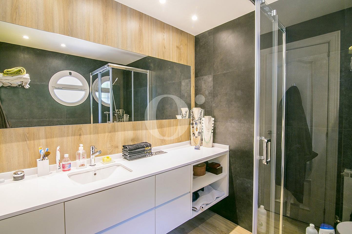 Ванная комната в особняке на продажу в Cabrils, Maresme