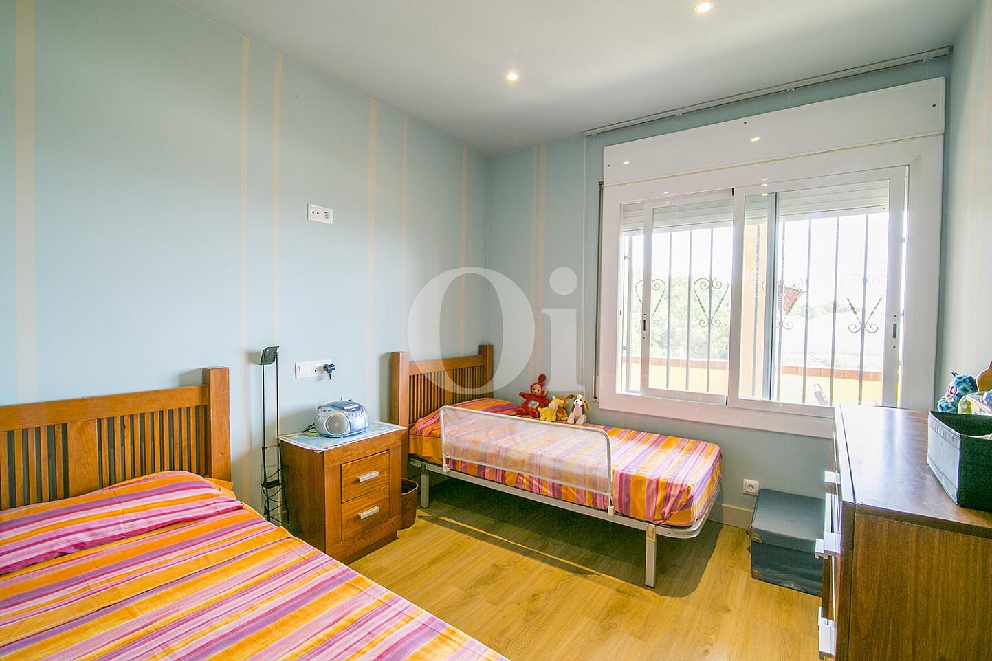 Спальня в особняке на продажу в Cabrils, Maresme