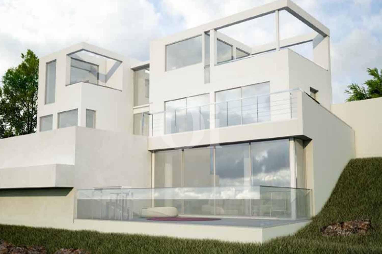 Lujosa casa de ensueño en venta con piscina propia ubicada en Ibiza