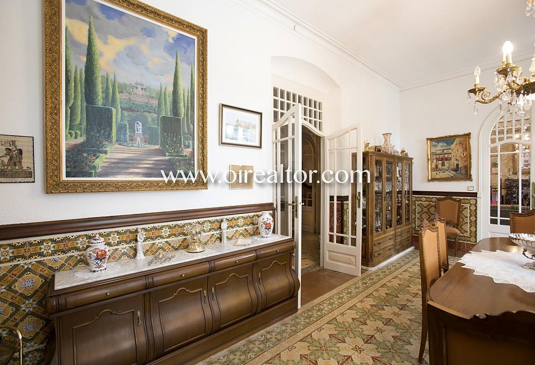 Продается дом в центре Вилассар де Дальт