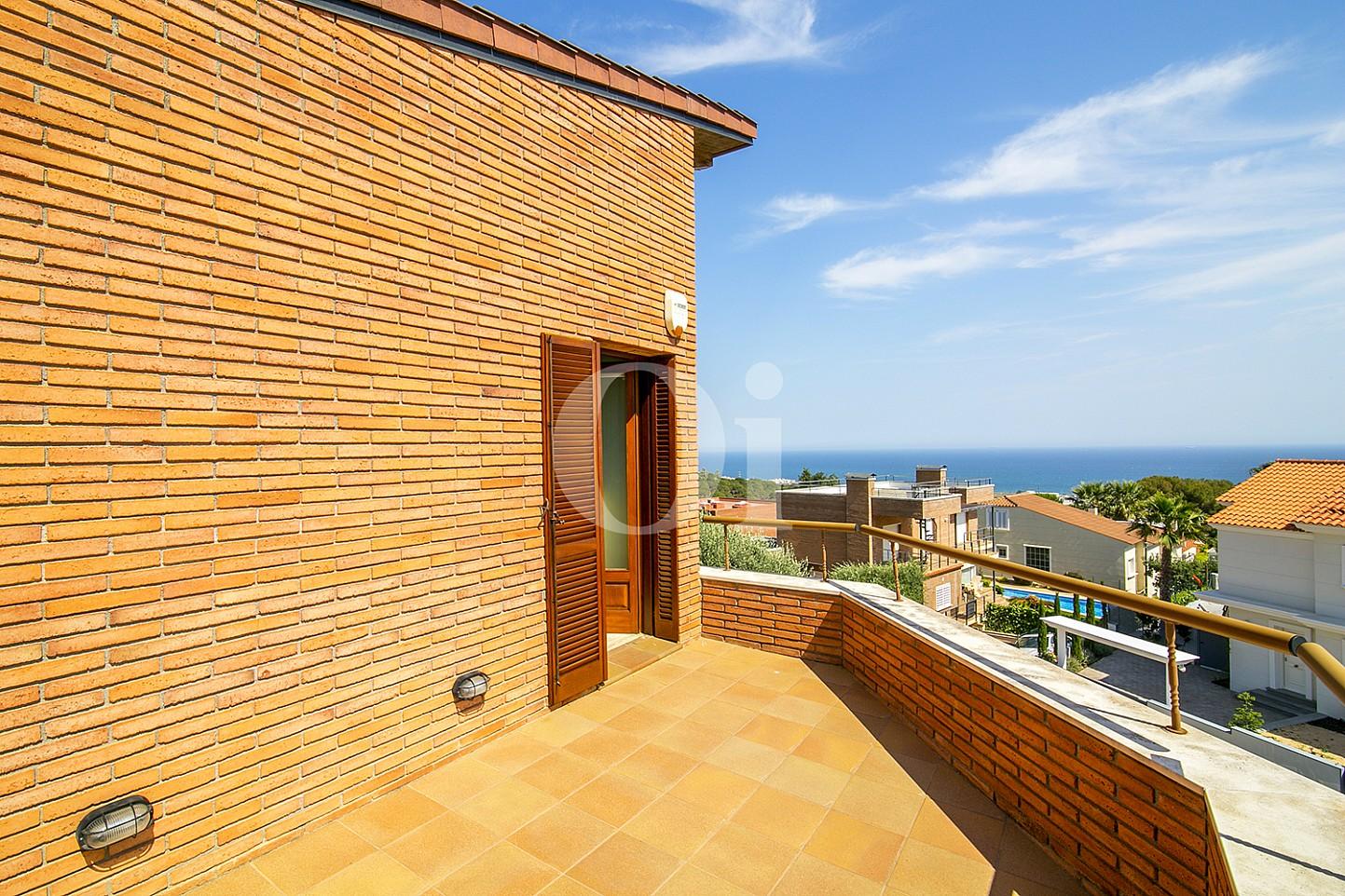 Espectacular y luminosa casa en venta situada en Teià, El Maresme
