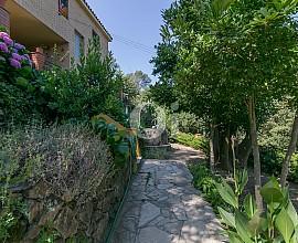 Продается дом на лоне природы в Vallvidrera