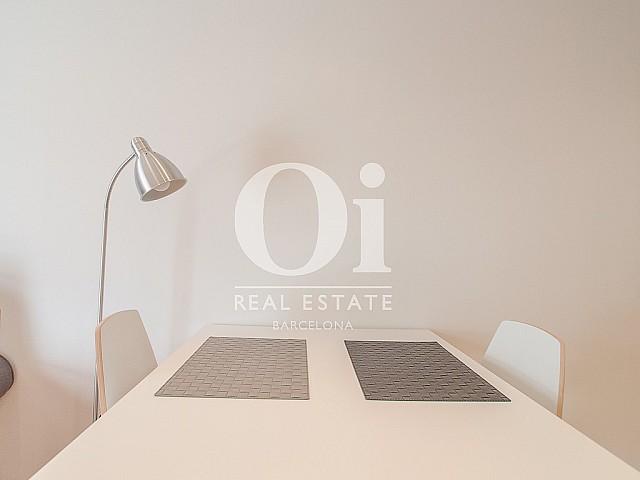 Столовая в студии в аренду в Raval, Барселона