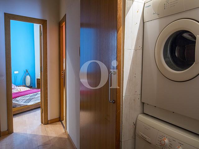 Коридор в квартире на продажу в Готическом Квартале Барселоны