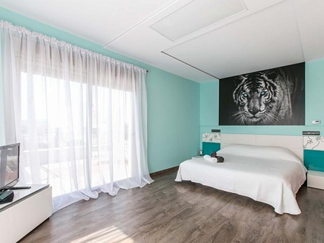 Спальня дома в аренду в Jesús, Ибица