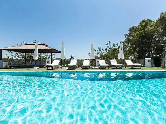 Сдается в аренду в период летних отпусков дом в Puig d'en Valls, Ибица