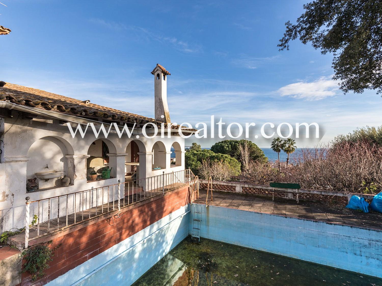 Каталонский дом на продажу в Эль-Масноу, Маресме