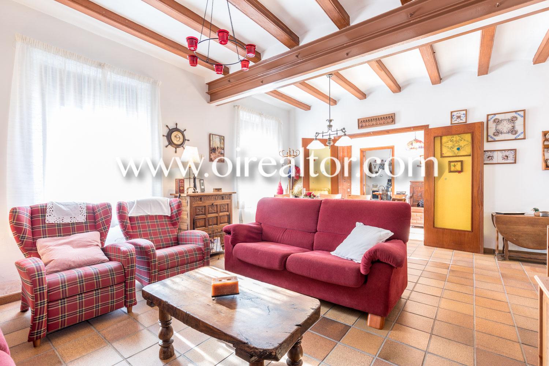 Каталонский дом на продажу в Эрриус, Маресме