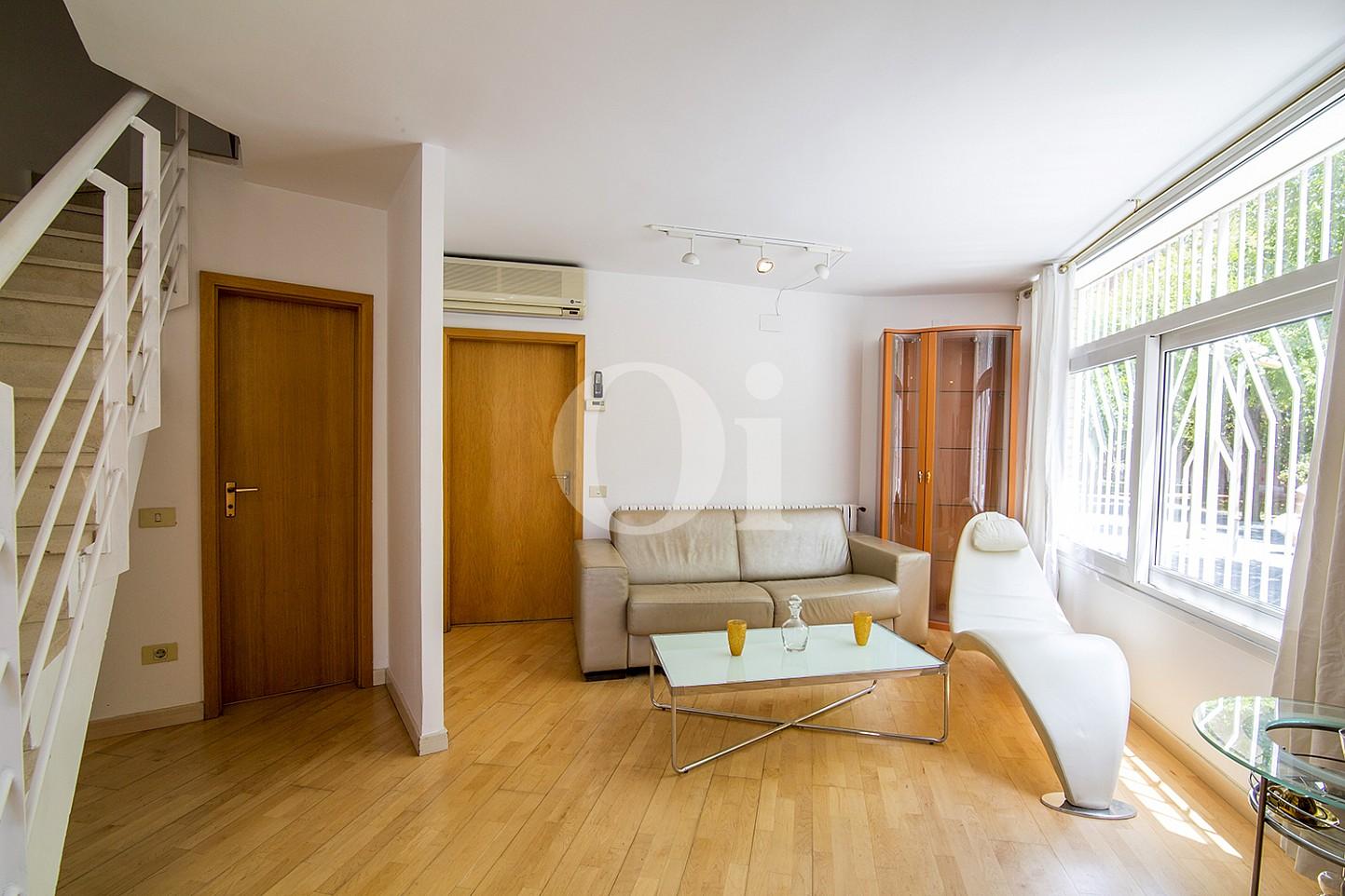 Потрясающая гостиная в доме на продажу в Vila Olímpica, Барселона