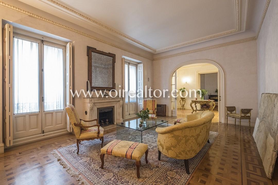 Продается квартира в Юстиция Чуэка, Мадрид
