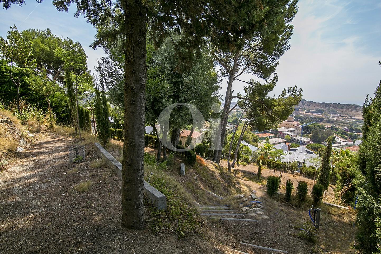 Вид на море из эксклюзивного жилья на Mas Ram в Бадалоне