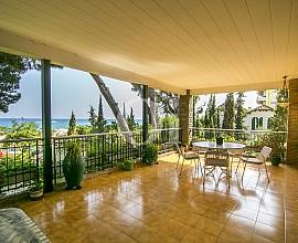Apartamento en venta en primera linea de mar en Caldes D'Estrac, Maresme