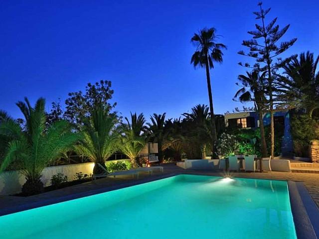 Espectacular villa en alquiler en Santa Getrudis, Ibiza