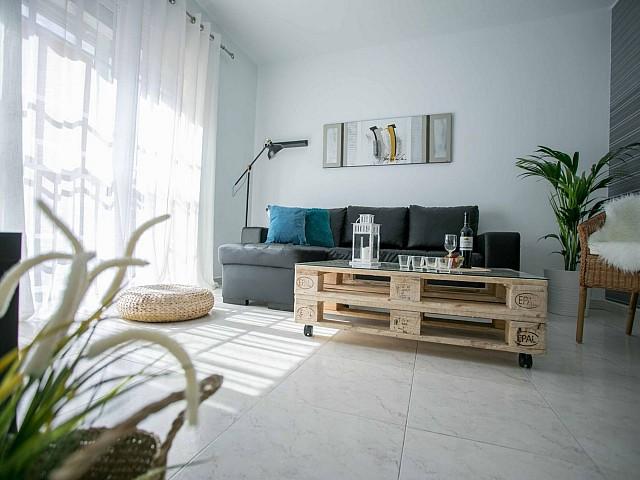 Duplex à louer rue Domingo Perez Minik