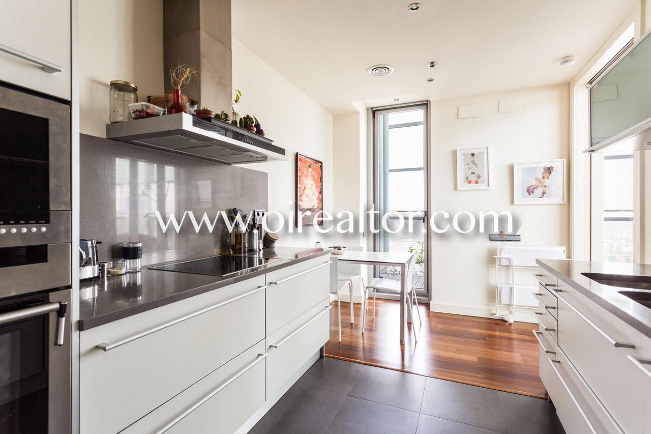 Tico duplex en venta en diagonal mar barcelona oi realtor - Atico barcelona ...