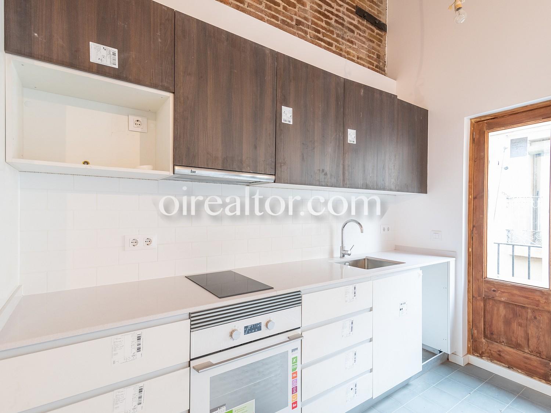 Продается квартира в Сьютат Велла, Барселона