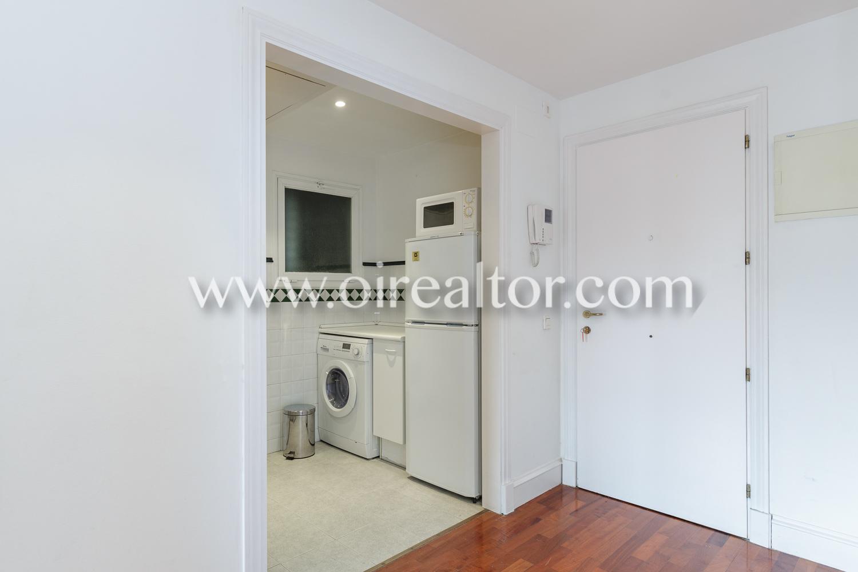 Продается квартира в Пасео де Грасиа, Барселона