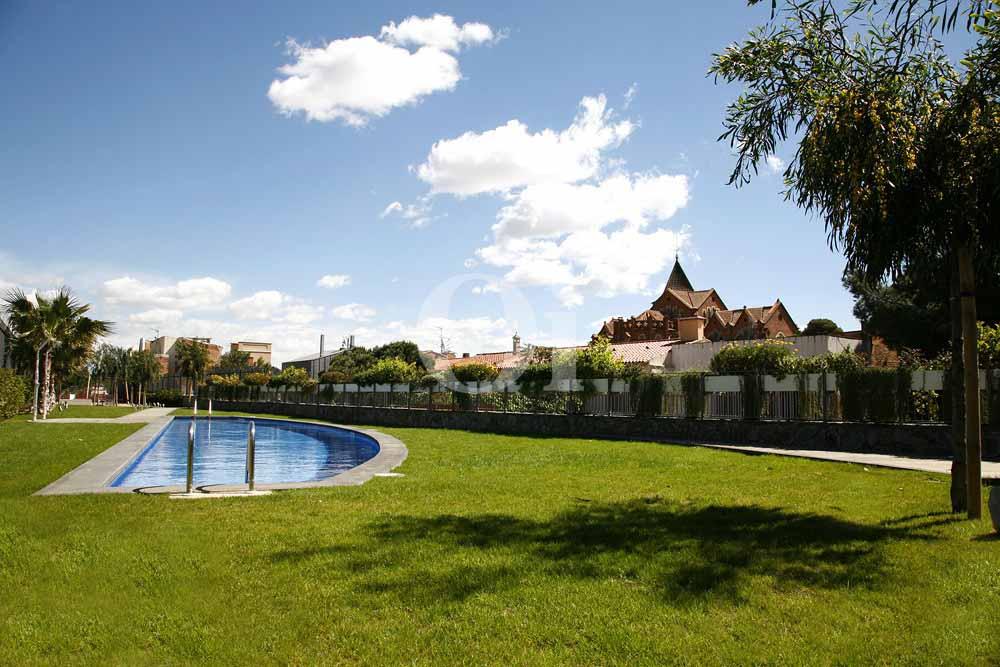 Piscina comunitaria de precioso apartamento en Sant Gervasi - La Bonanova