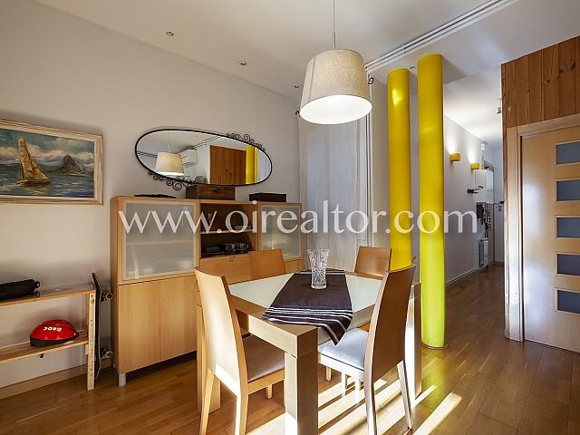 05 Salón, piso en venta en Barcelona