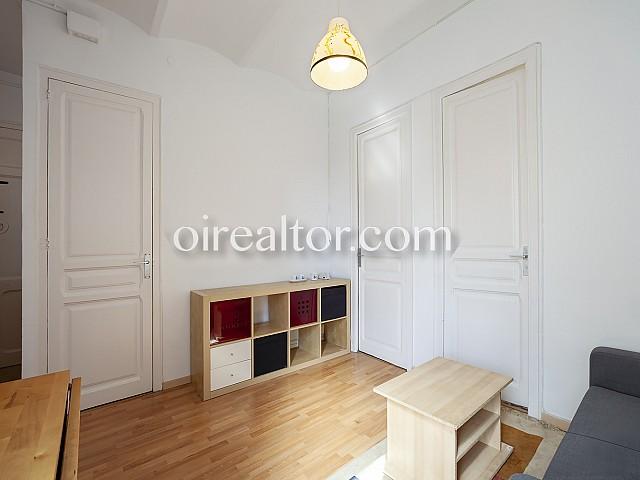 04 Salón, piso en venta en Barcelona