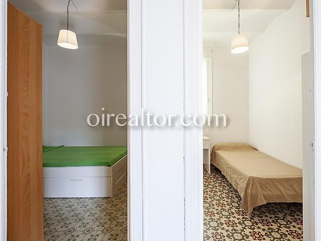 10 Zona de noche, piso en venta en Barcelona