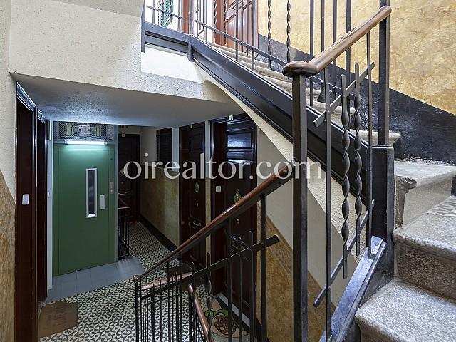 18 Escalera, piso en venta en Barcelona