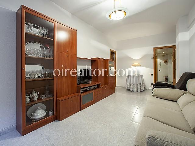 03 Salón, piso en venta en Barcelona
