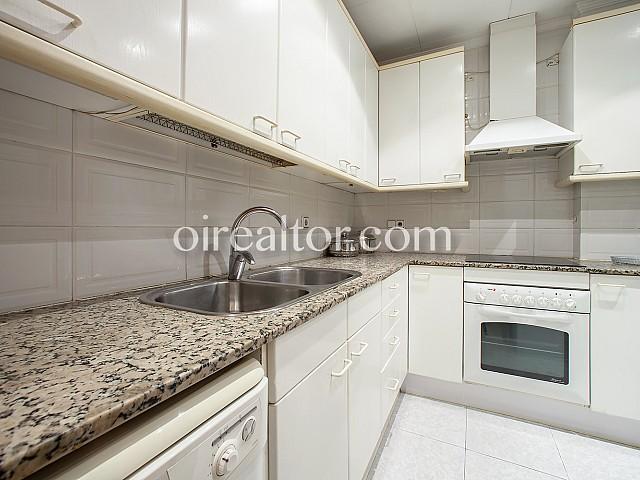 08 Cocina, piso en venta en Barcelona