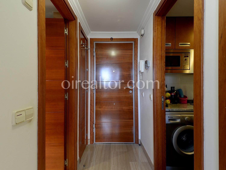Квартира в Монклоа, Мадрид.
