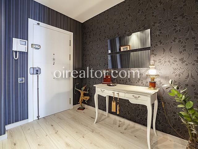 01 Recibidor, piso en venta en Barcelona