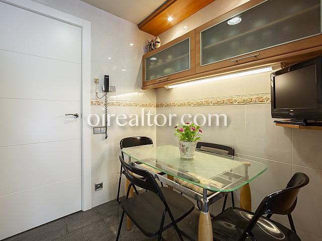 09 Cocina, piso en venta en Barcelona