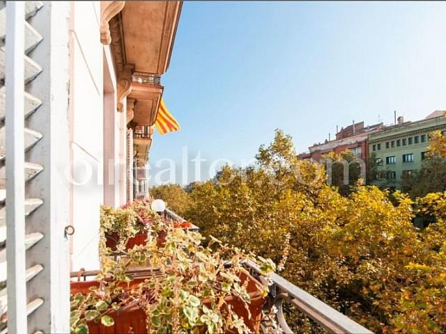 Paseo Sant Joan的Regia庄园公寓
