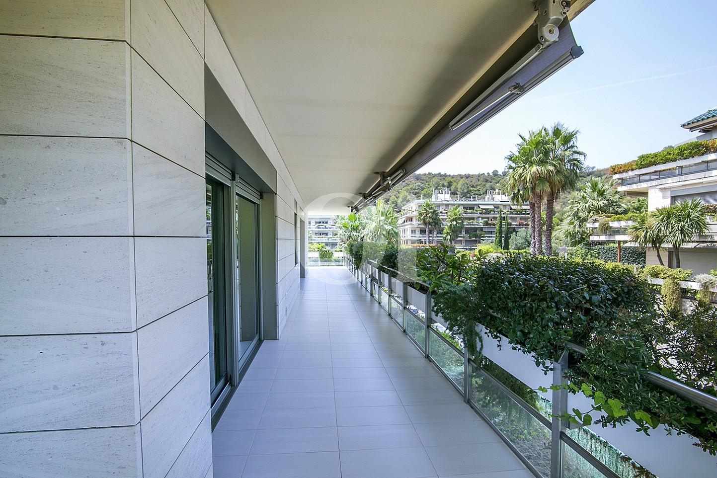 Appartement en vente dans un complexe r sidentiel de barcelone torre vilana - Appartement vente barcelone ...