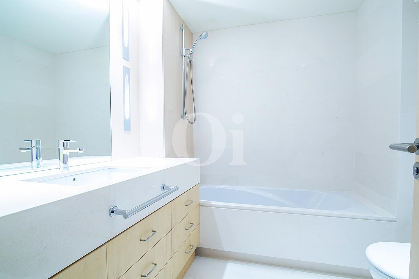 Ванная комната с ваной