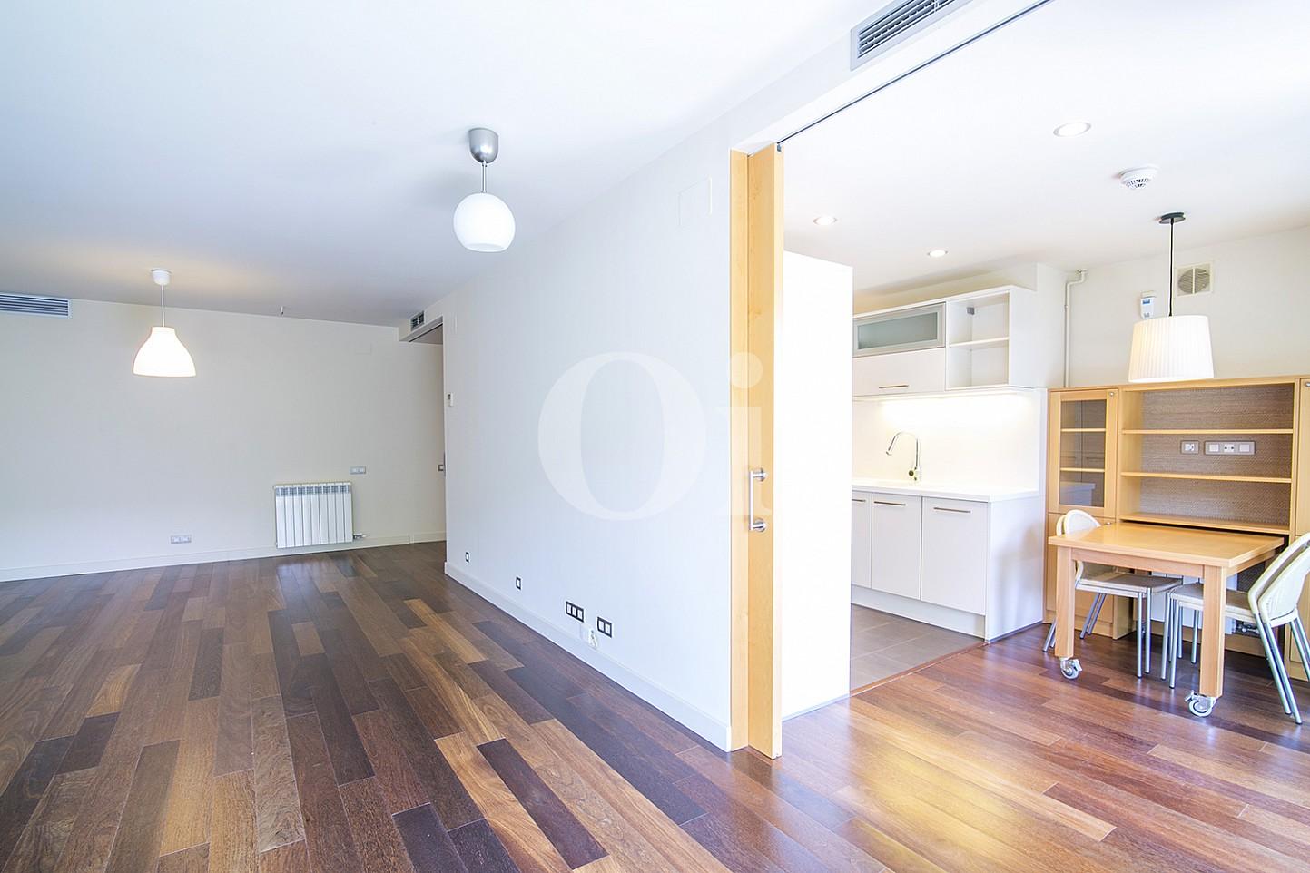 Элегантная квартира на продажу в районе Saria, Barcelona