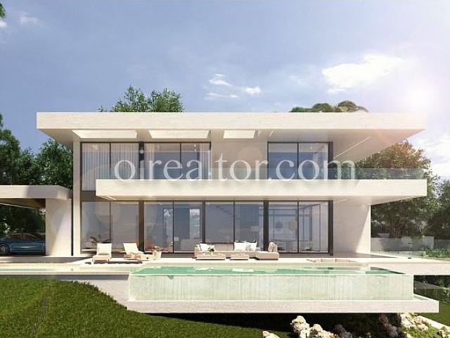 Villa à vendre à Marbella, Malaga.