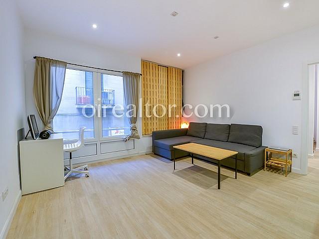 Flat for rent in Vila de Gracia, Barcelona