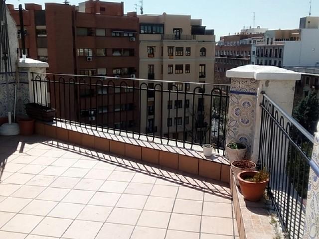 Penthouse à louer à Trafalgar, Madrid