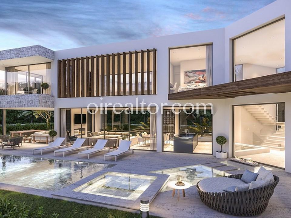 Продается дом в Новой Золотой Миле, Марбелья-Малага