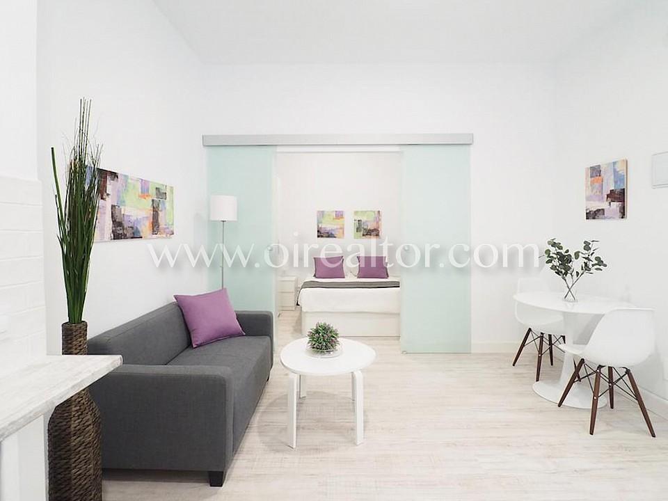 Продается квартира в университете Маласанья, Мадрид